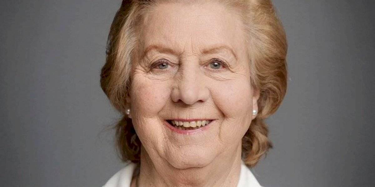 A los 87 años muere la destacada deportista nacional Marlene Ahrens