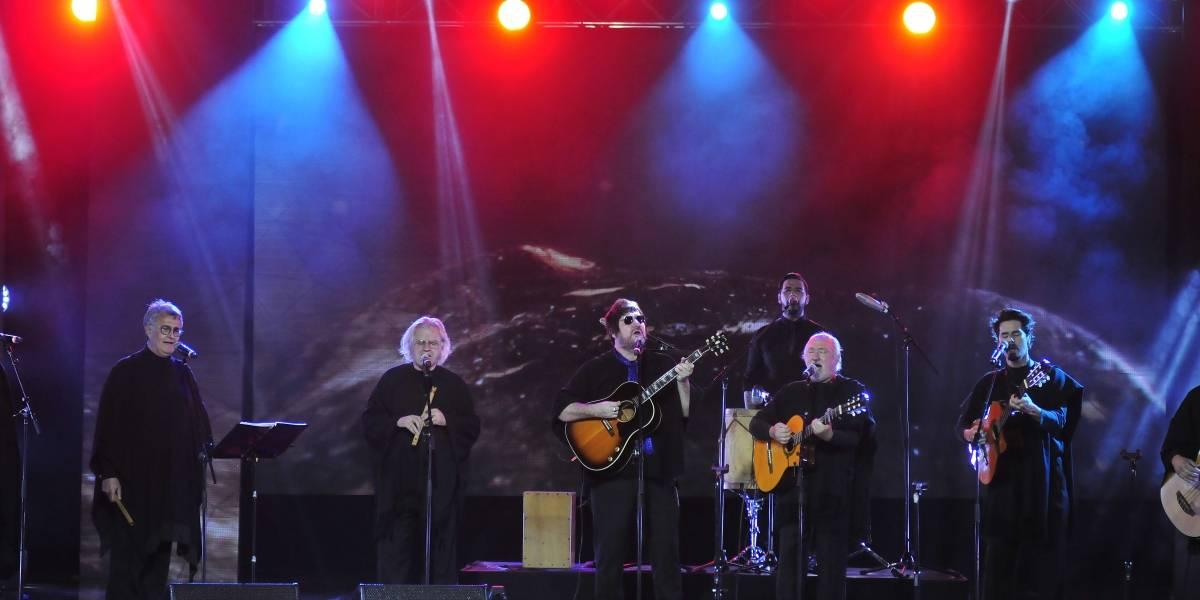 """""""Todxs Conectadxs"""": el show online que suma a grandes figuras de la música y la televisión"""