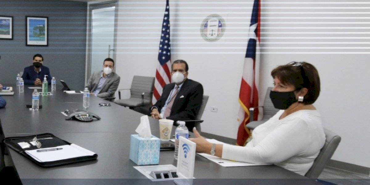 Junta de Control Fiscal se reúne con monitor financiero de Vivienda federal