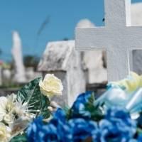 Encuentran muerta en un cementerio a una persona reportada como desaparecida