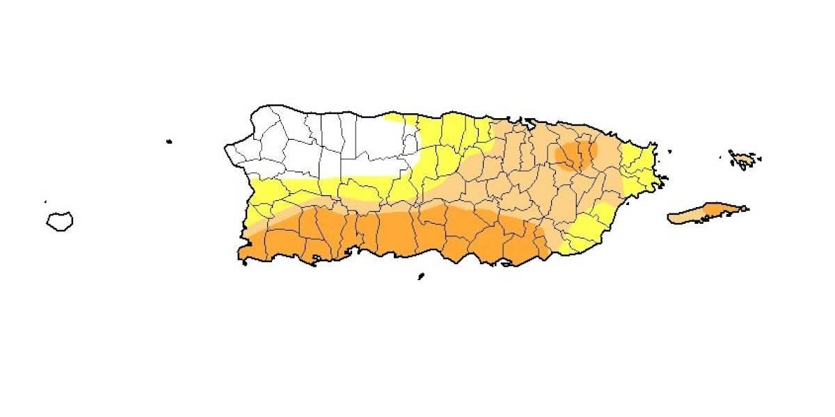 Reportan sequía severa en la zona de la cuenca de Carraízo
