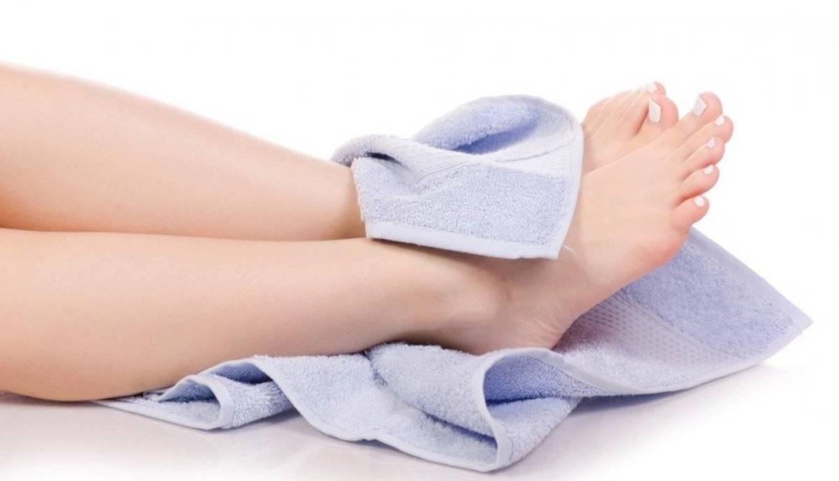 Utiliza una toalla para secarlos