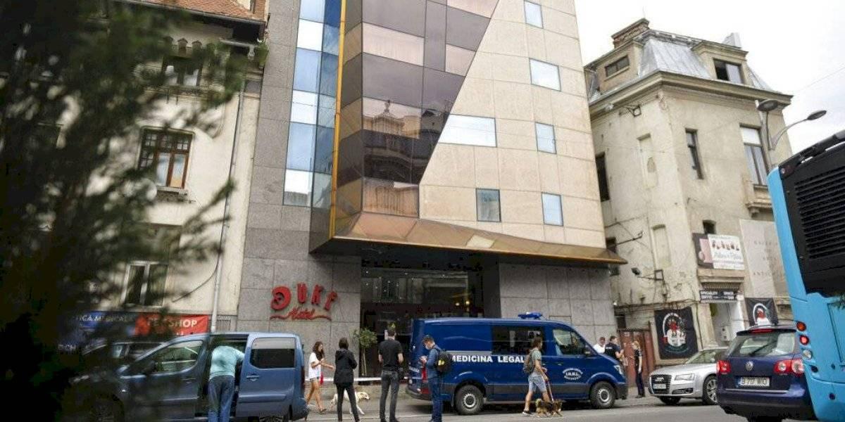 Exjuez iraní fallece tras caer de un hotel en Rumania