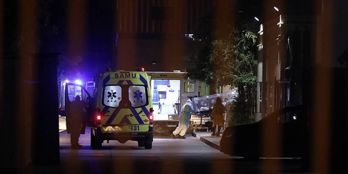 Chofer de ambulancia es el sexto funcionario de la salud que fallece por covid-19