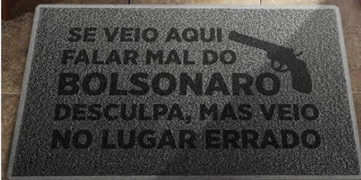 Goleiro Marcos publica foto de figura de arma para defender Bolsonaro