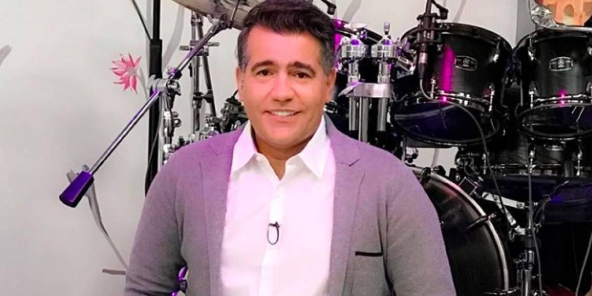(VIDEO) Carlos Calero bailó al ritmo de 'El pirulino', como 'Pedro, el escamoso'