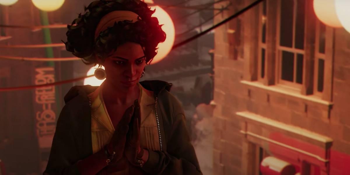 Game Deathloop chega para PlayStation 5 no final deste ano