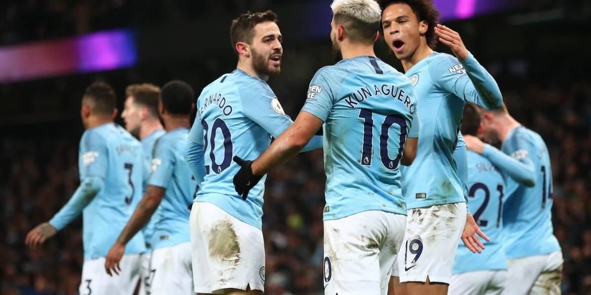 ¡No quiere renovar! Guardiola le abrió la puerta de salida a figura del Manchester City