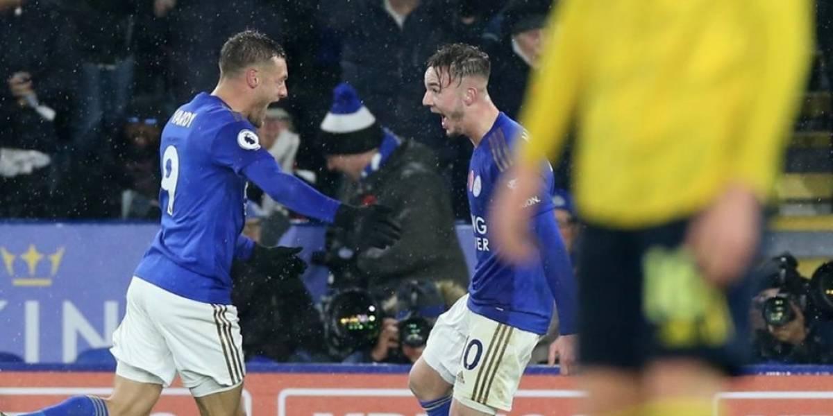 Onde assistir ao vivo o jogo Watford x Leicester City pelo Campeonato Inglês