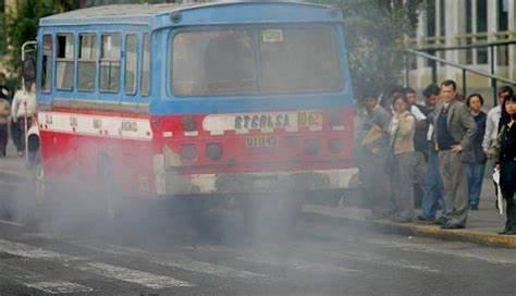 Contaminacion en Lima