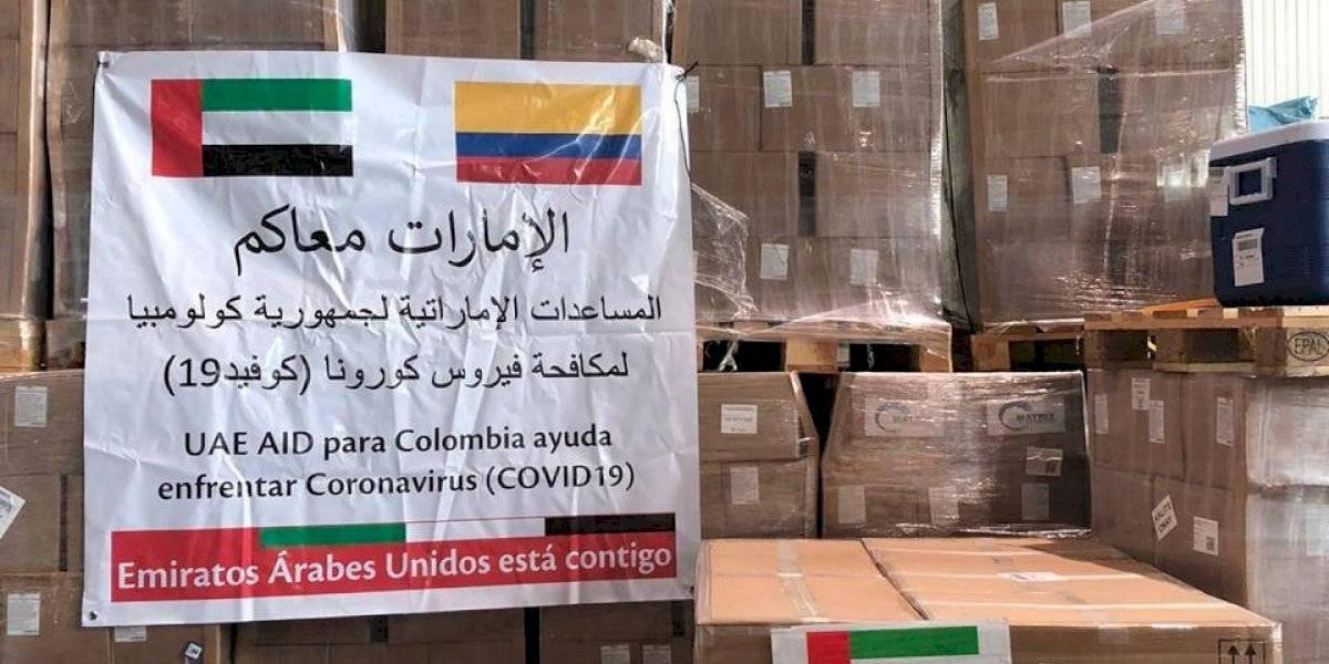 Medellín recibe donación de 200 mil pruebas de COVID-19 y enviará 50 mil a Barranquilla