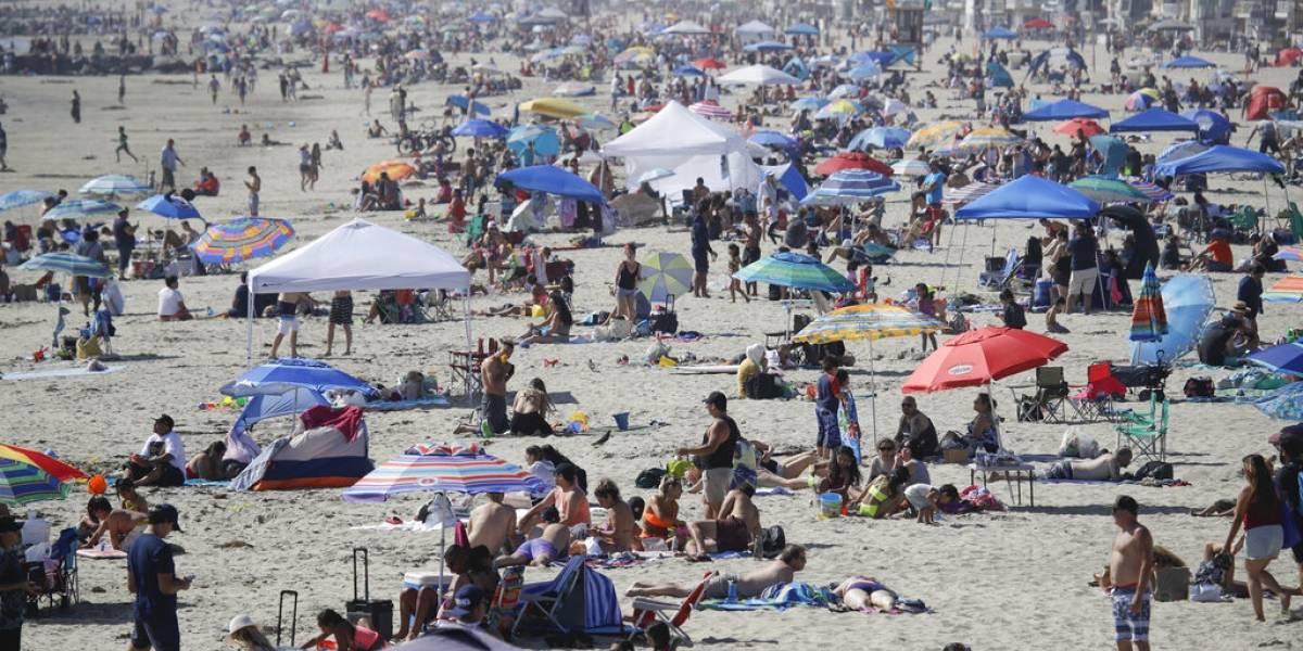 Florida podría convertirse en el nuevo epicentro de Covid-19 en EEUU