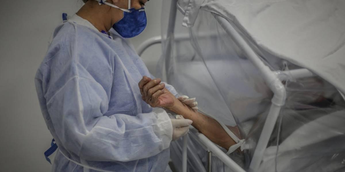 Brasil soma quase 127 mil mortes por covid-19; veja balanço de segunda