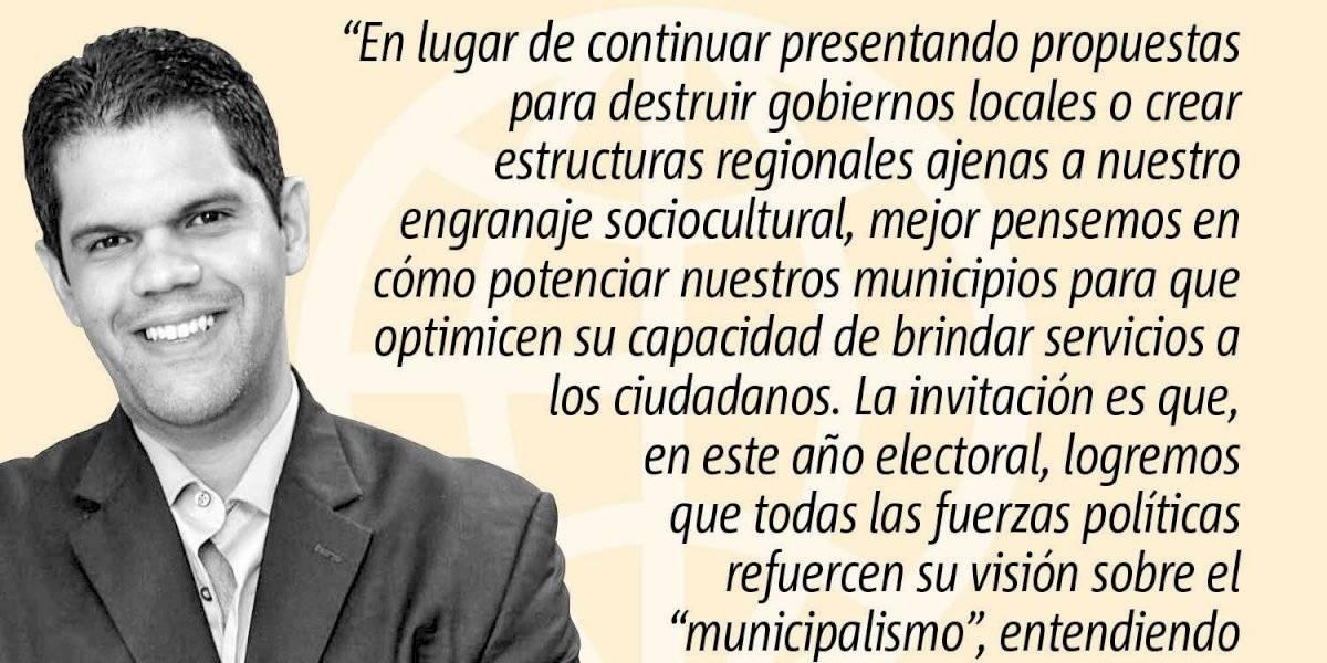 """Opinión de Heriberto Martínez: El """"municipalismo"""" como alternativa de política pública"""