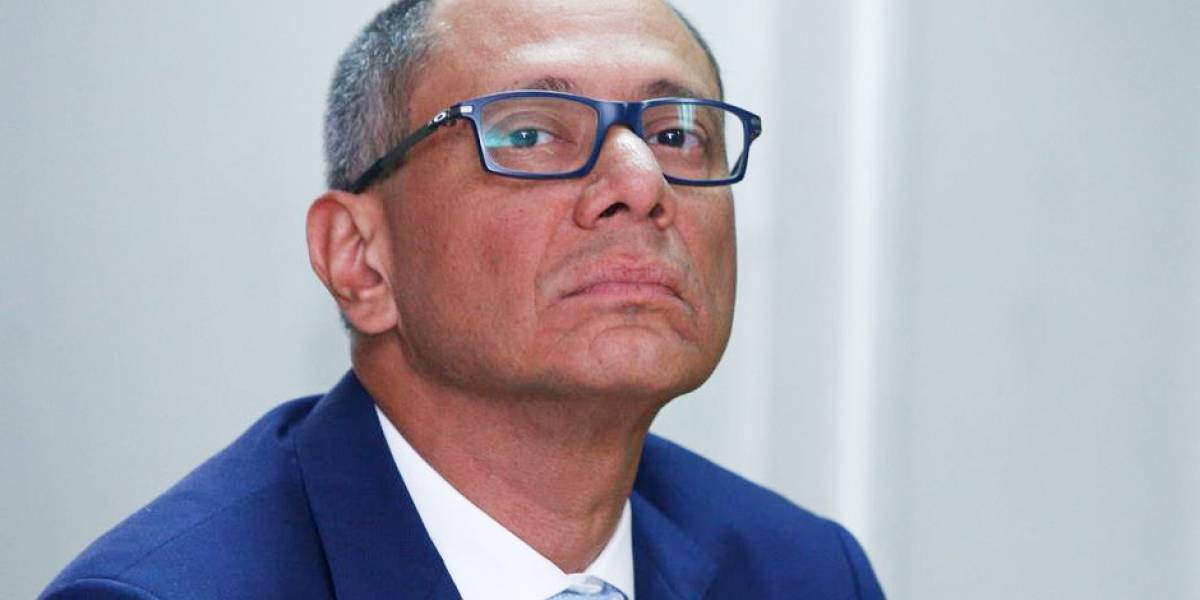 Jorge Glas no podrá salir de la cárcel, ¿cuáles son las razones?