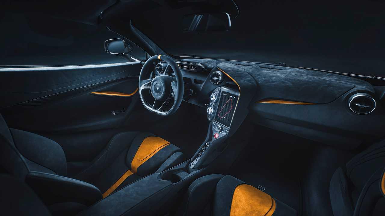 Le Mans Interior