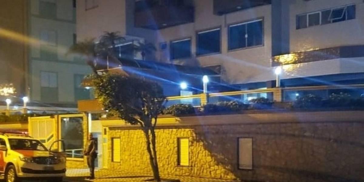Mãe atira recém-nascido de segundo andar de prédio em Praia Grande