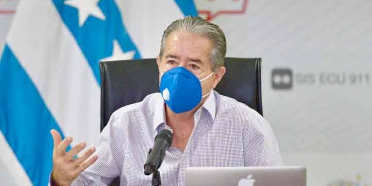 "Zevallos: ""Pasar a Guayaquil a verde está en manos de la Alcaldesa"""