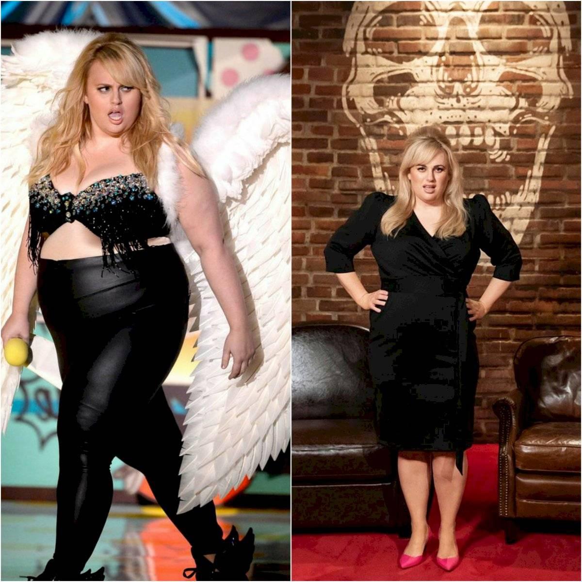 """¡La nueva Adele! La increíble transformación de Rebel Wilson: """"En Hollywood me pagaban para mantenerme con sobrepeso"""""""
