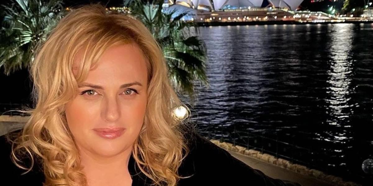 ¡La nueva Adele! La increíble transformación de Rebel Wilson