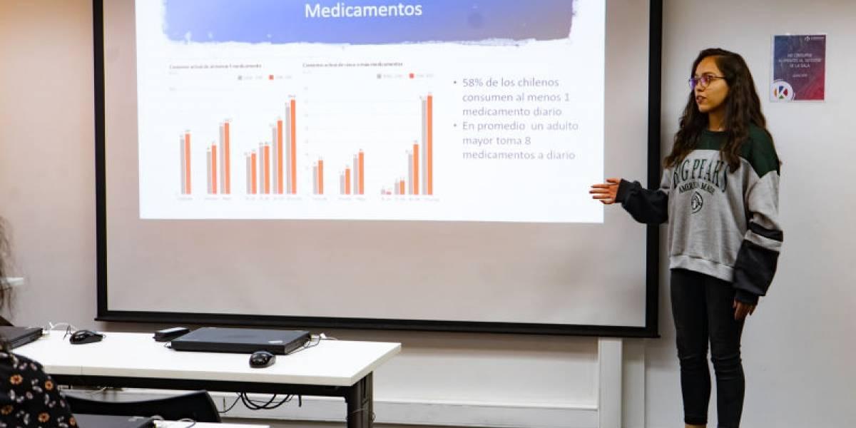 Aplicación de joven chilena es seleccionada dentro de las 100 mejores del mundo en reconocida competencia de innovación
