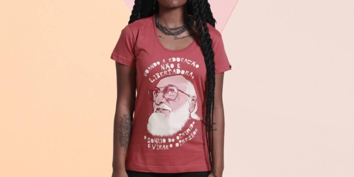 Vestir como ato político: as camisetas que mesclam estilo e posicionamento estão com tudo
