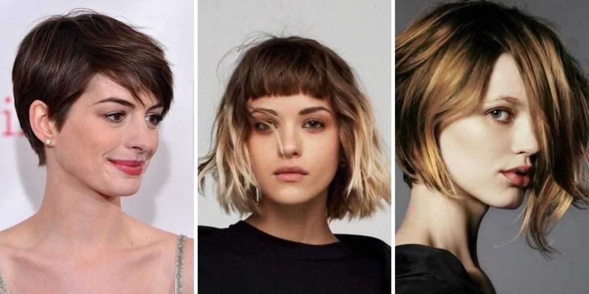 5 tendências de corte para mulheres que adoram cabelo curto