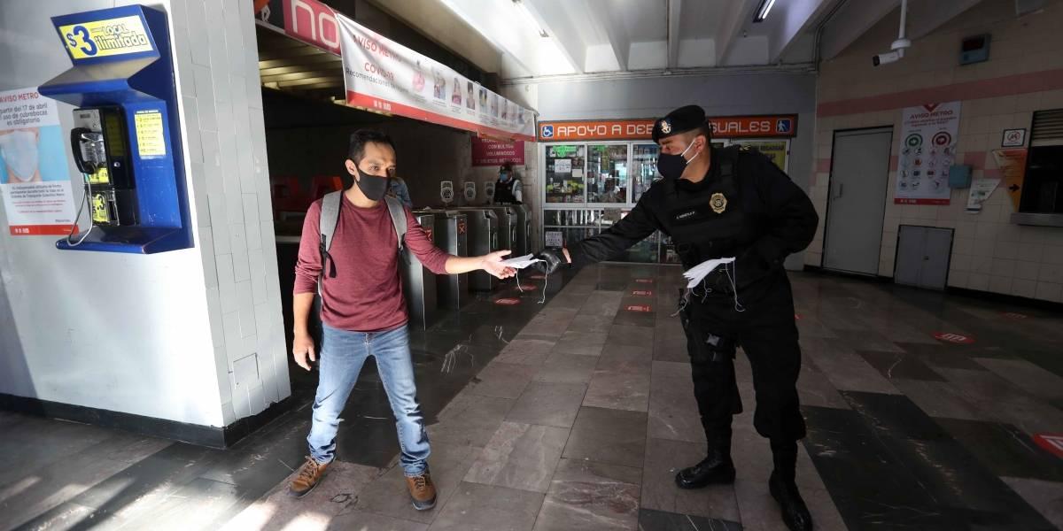 México alcanza más de 19 mil decesos por Covid-19