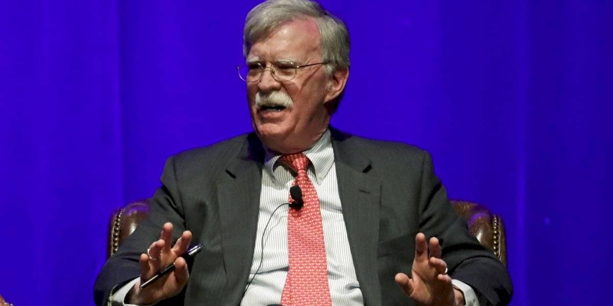 Juez permite a John Bolton publicar libro sobre la Casa Blanca