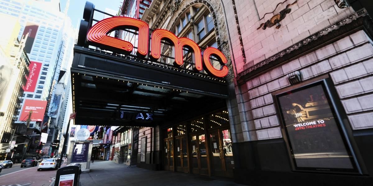 AMC Theaters cambia política sobre mascarillas tras críticas