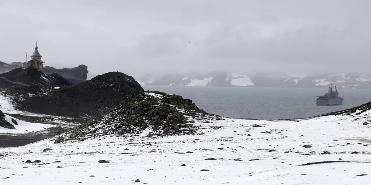 Base Antártica Chilena se contagió de coronavirus: 36 infectados