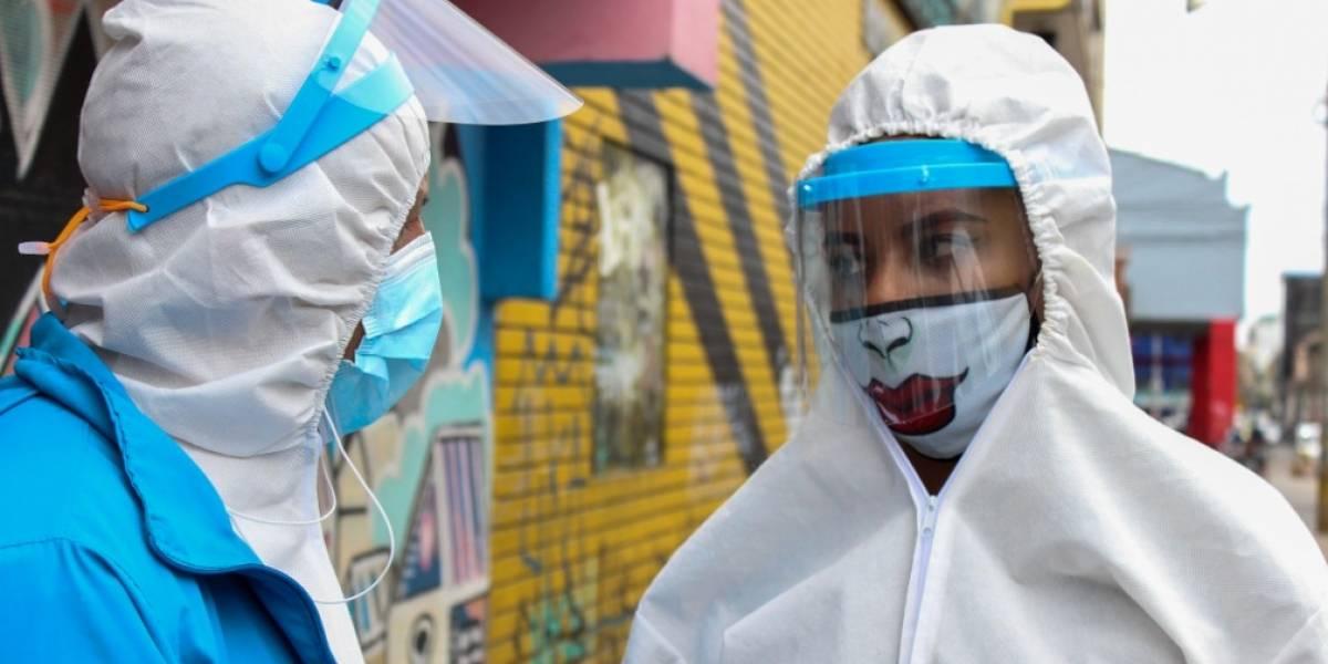 Más de 70 habitantes de calle con coronavirus ya están sanos