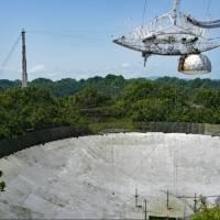 Gobernadora establece como política pública la reconstrucción del Observatorio de Arecibo