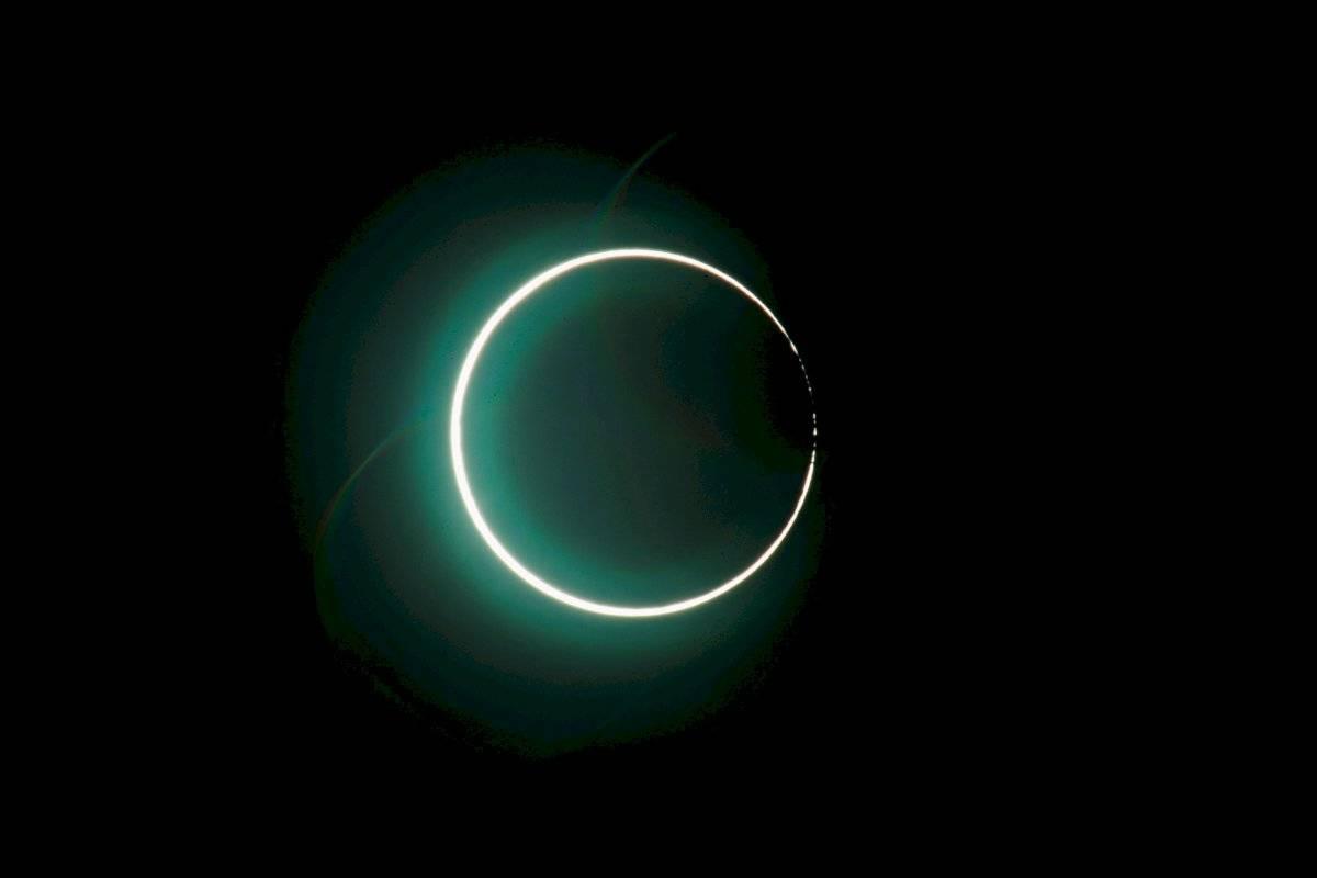 Eclipse solar en Taiwán