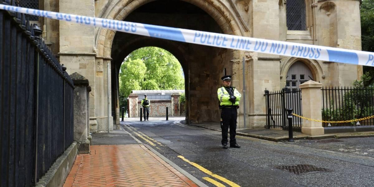 Fue un ataque terrorista: así lo investiga la policía del Reino Unido el atentado que dejó 3 muertos