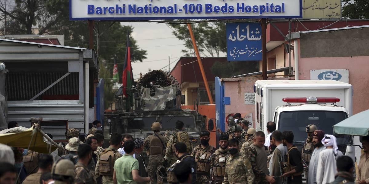 Reporte de la ONU afirma que trabajadores de salud afganos enfrentan ataques