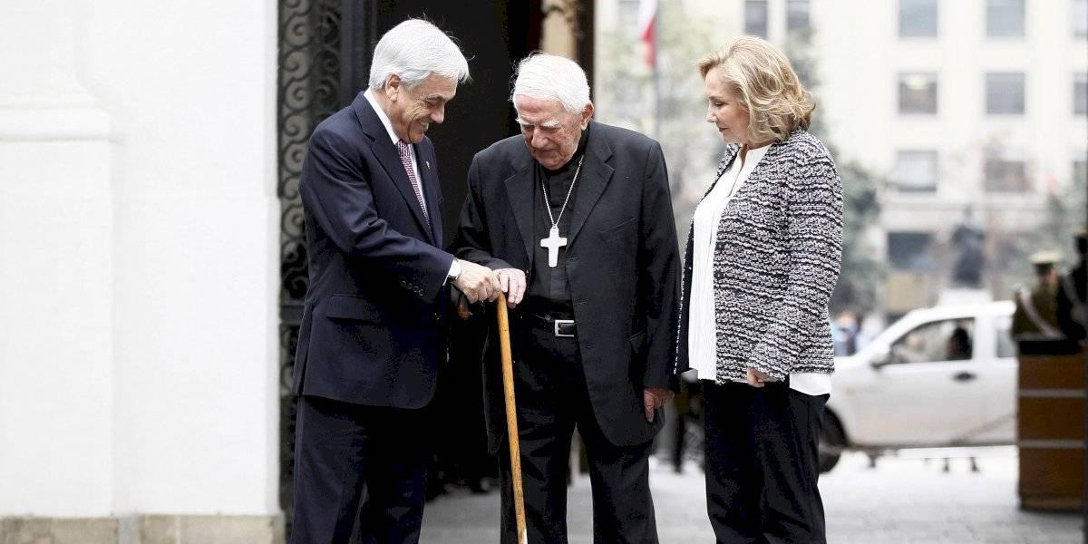 A los 104 años falleció el arzobispo emérito de La Serena Bernardino Piñera