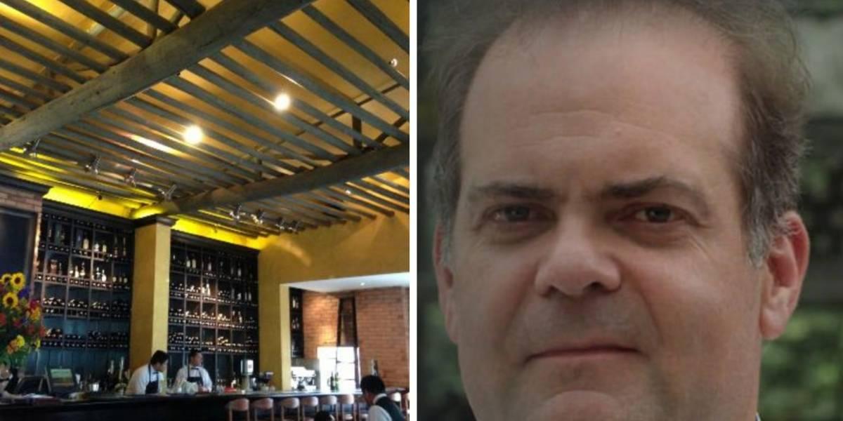 Pandemia lleva a cierre de emblemático restaurante en Bogotá