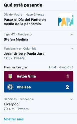 3. Hacen tendencia Stefan Medina por repetición de Colombia VS Chile