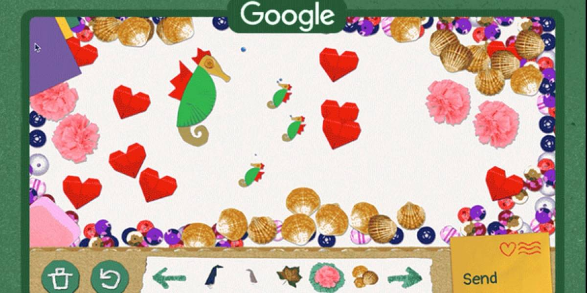 Google celebra el Día del Padre con un loco editor de postales electrónicas