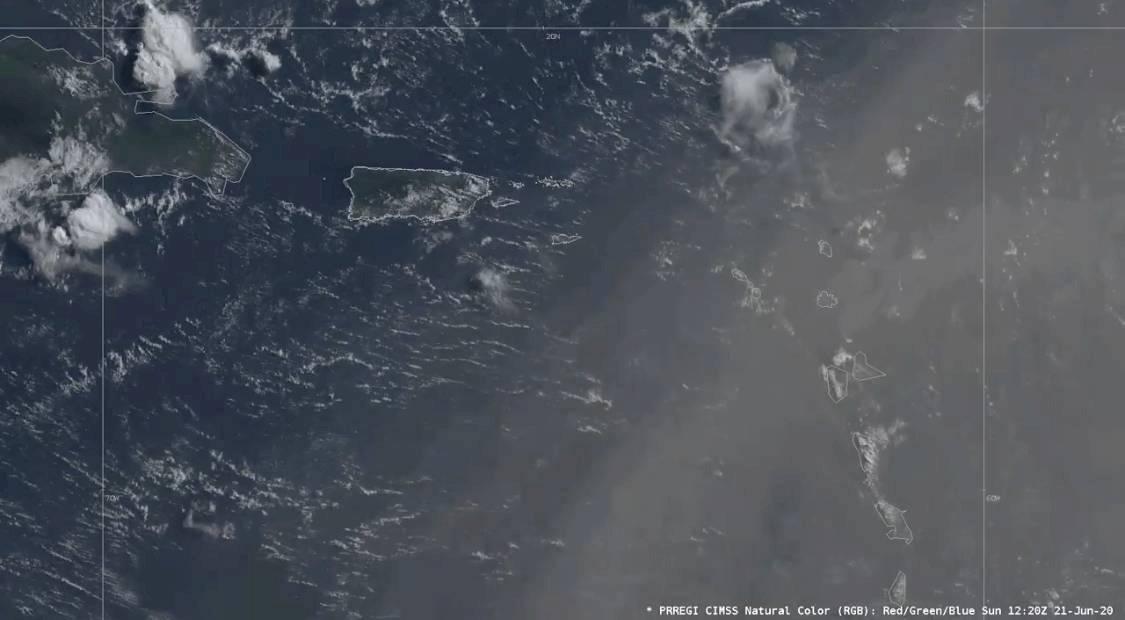radar sahara