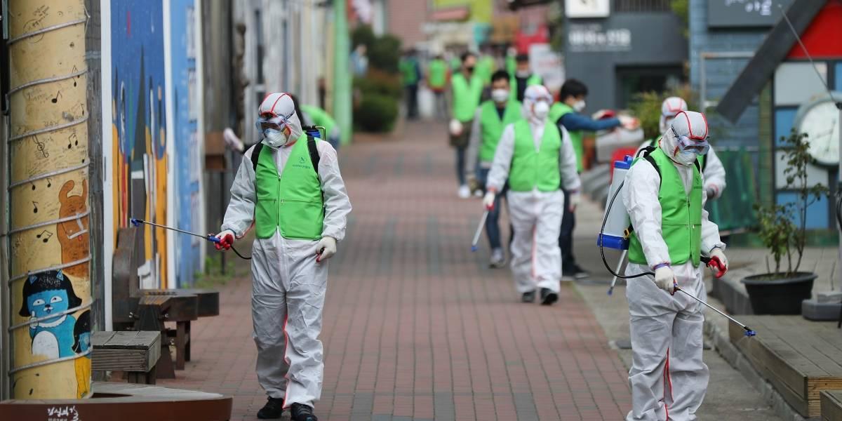 Corea del Sur admite segunda ola de contagios de COVID-19