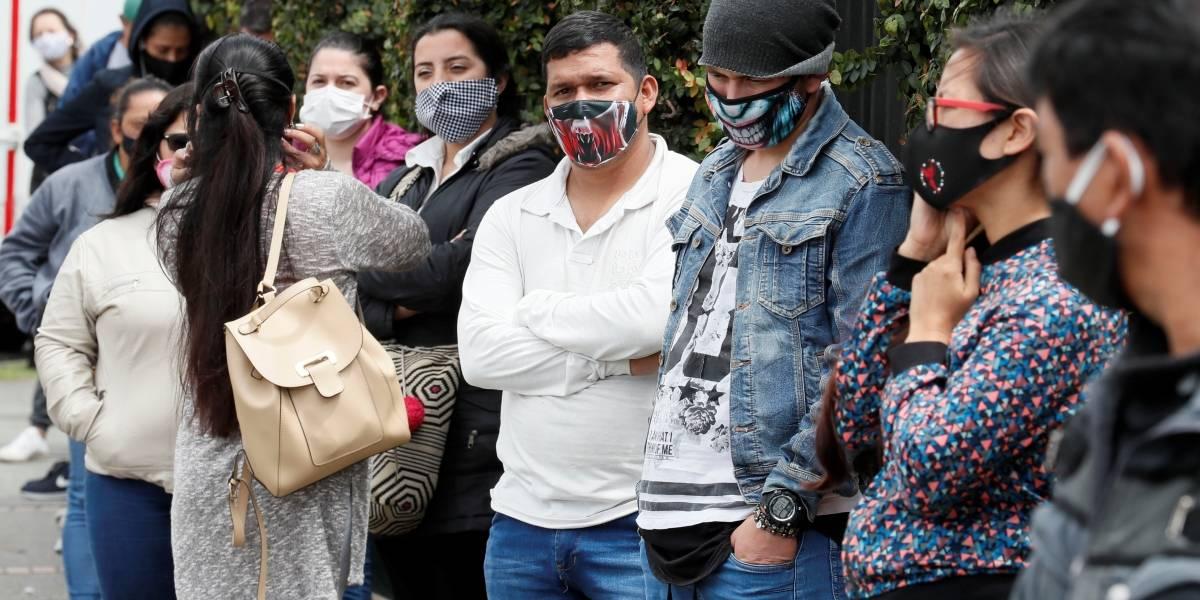 Bogotá avanza en tratamiento para coronavirus, pero faltan voluntarios