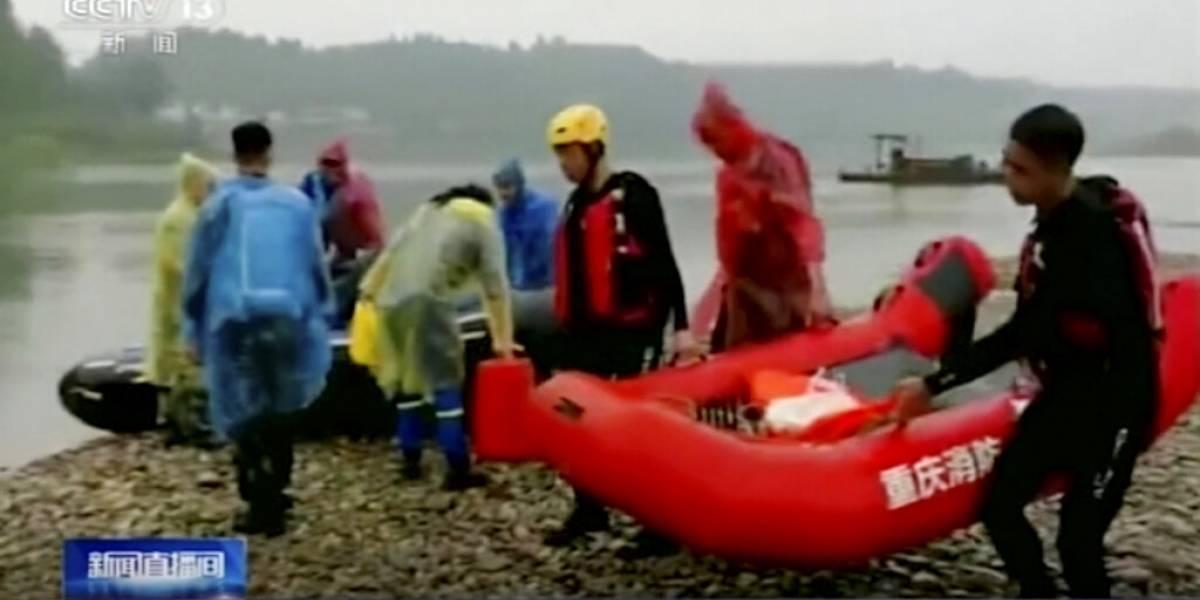 Tragedia en un río: niño cayó a las aguas, siete amigos se lanzaron al rescate y todos murieron