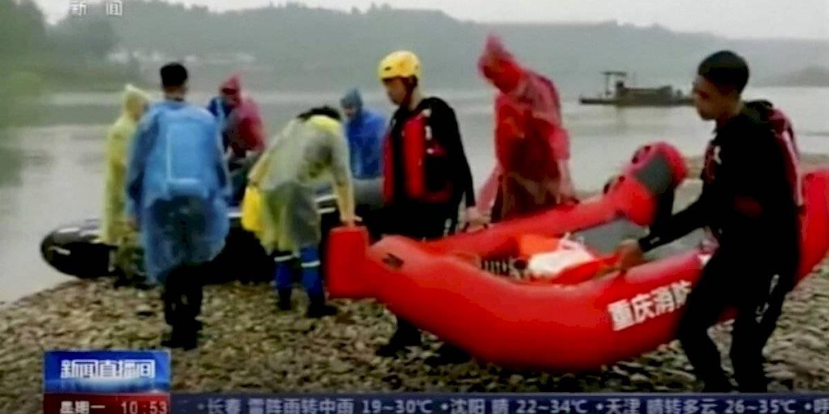 Se ahogan 8 niños en un río de China