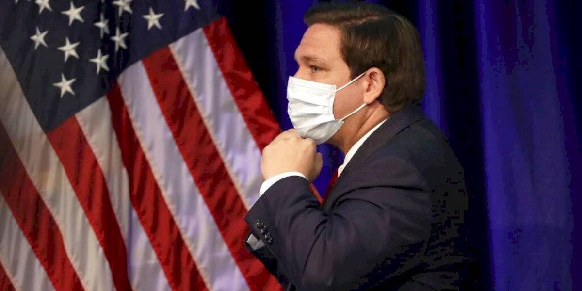Más de 100 mil personas dan positivo al coronavirus en Florida