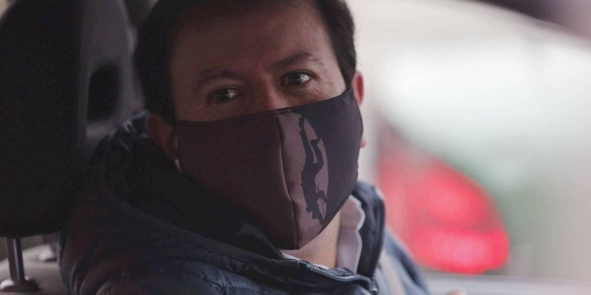 Esto ya es demasiado: sorprenden a conductor con coronavirus en Plaza Italia