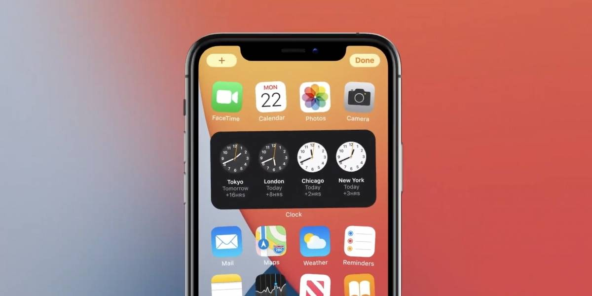 iOS 14: los nuevos fondos de pantalla que se incluyen en modo claro y oscuro, también están disponible para iPads