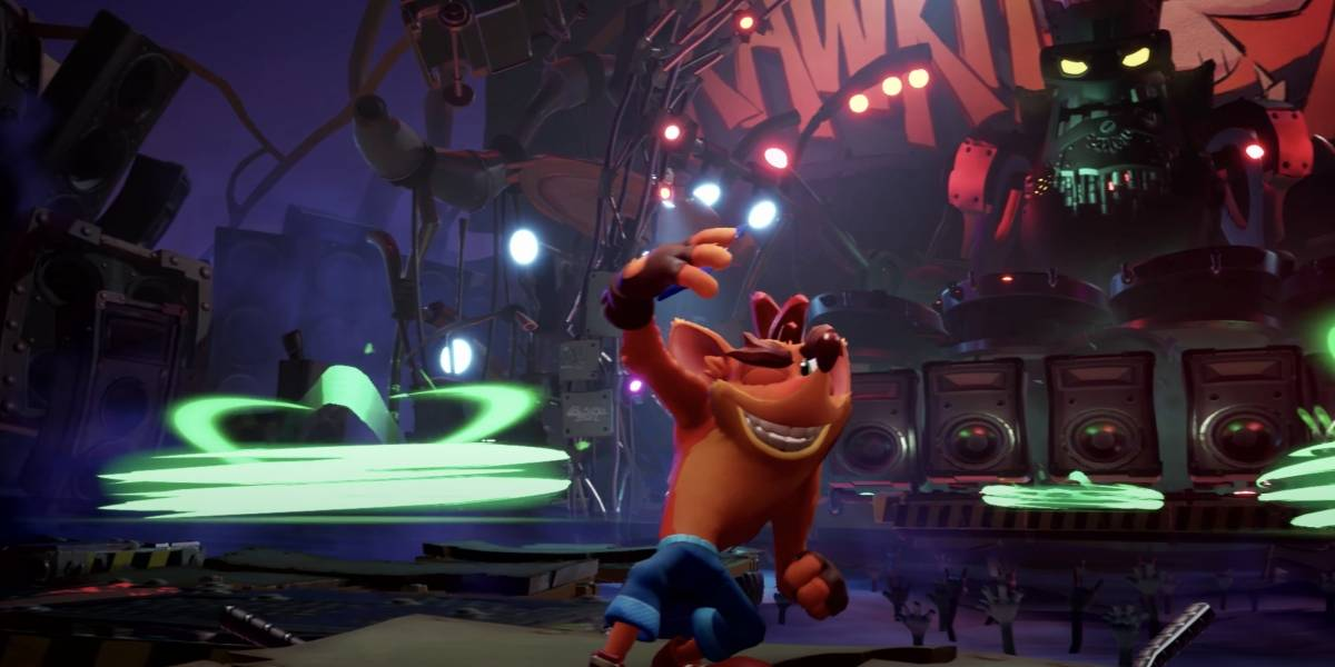 Crash Bandicoot 4 es anunciado oficialmente y sí, puede que sea todo lo que esperas