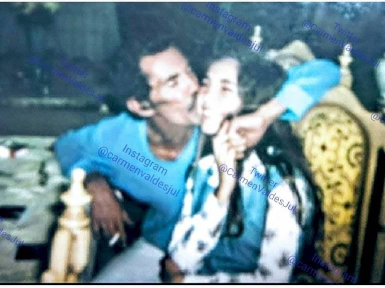 Foto inédita de Don Ramón fue revelada por su hija